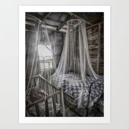 Night Protection Art Print