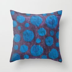 many moons Throw Pillow