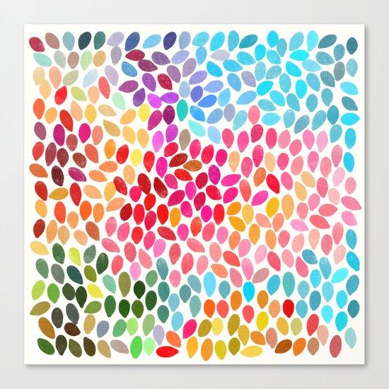 rain 6 Canvas Print