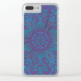Moroccan style decor Clear iPhone Case