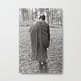 Monastic Life  Metal Print