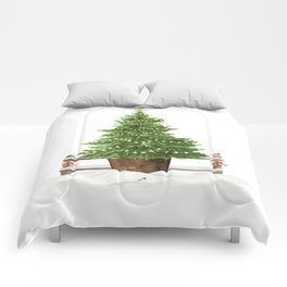 Christmas In The Country Comforters