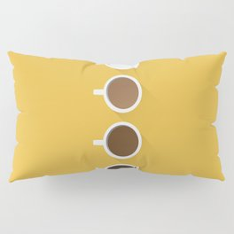 Coffee + Simplicity Pillow Sham