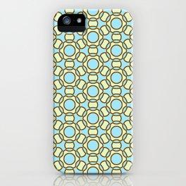 Modern Times 2.0 Pattern - Design No. 2 iPhone Case