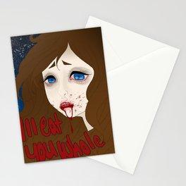 Please Break My Heart Stationery Cards