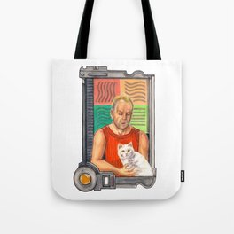 The Fifth Element is Cat Love Tote Bag