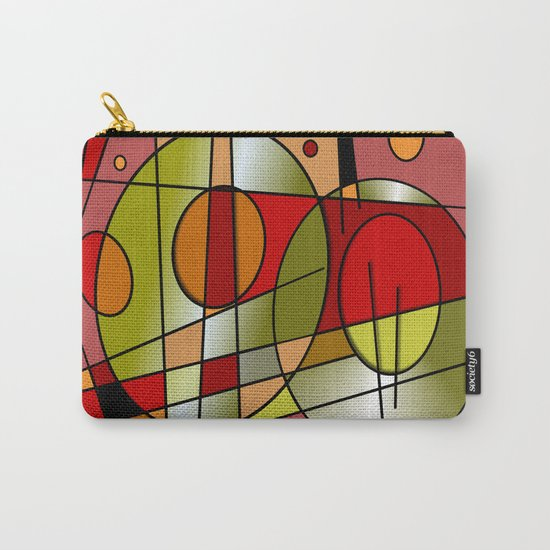 Abstract #48 Carry-All Pouch