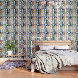 risa  fragmentada Wallpaper