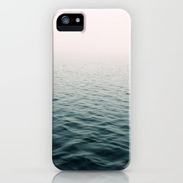 Lost In The Fog iPhone Case