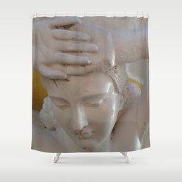 Gorgona Shower Curtain