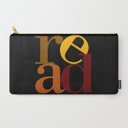 read love Carry-All Pouch