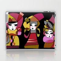 JESTER GIRLS Laptop & iPad Skin