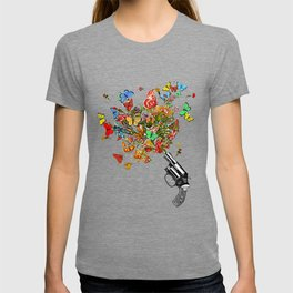 POW! Flowers... T-shirt