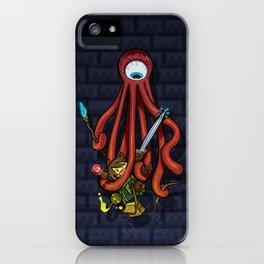 Delver RPG iPhone Case