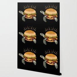 Turtle Burger Gift Idea Wallpaper