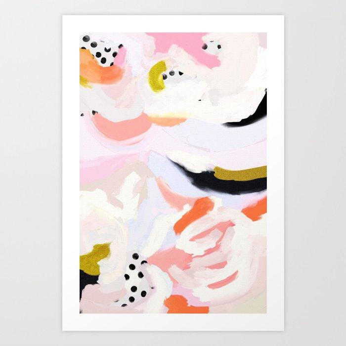 Dotty Art Print
