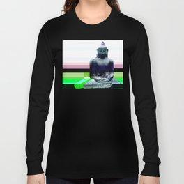 Buddha Variations 1 Long Sleeve T-shirt
