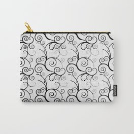 TRELLIS AND VINES PATTERN Carry-All Pouch