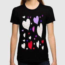 Flying Hearts T-shirt