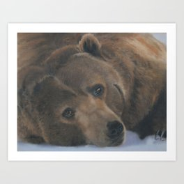 Ursus Major Art Print