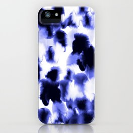 Kindred Spirits Blue iPhone Case