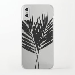 Palm Leaves #5 #foliage #decor #art #society6 Clear iPhone Case