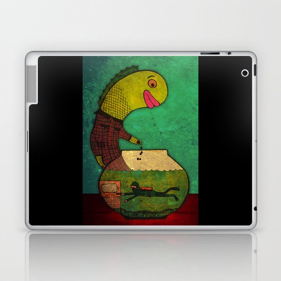 one lost soul Laptop & iPad Skin