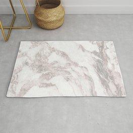 White Marble Mountain 012 Rug