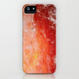 Negative Ions iPhone Case