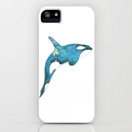 Magical Orca iPhone Case