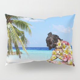 Plumeria Spirit Pillow Sham