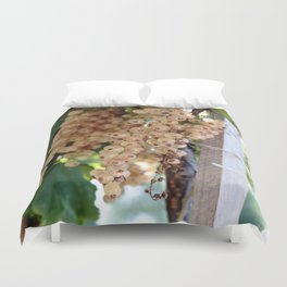 WHITE CURRANT Duvet Cover