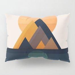 Twin Sun Pillow Sham