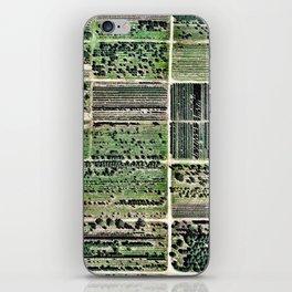 Field 1 iPhone Skin