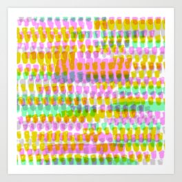 Paintbrush 01 Art Print