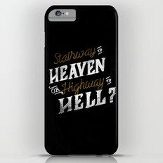 Highway to Heaven? iPhone 6 Plus Slim Case