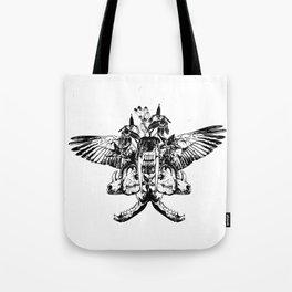 Deathshead - Belladonna Nightshade Tote Bag