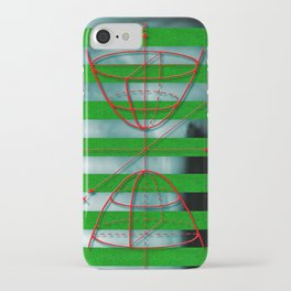 Figure 57 (Diagram Series) iPhone Case
