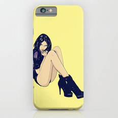 Legs and shoes iPhone 6s Slim Case