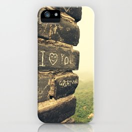 Great Wall  iPhone Case
