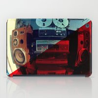 sound iPad Cases featuring Sound by sysneye