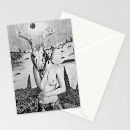 Misanthropic Spirit Stationery Cards