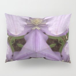 Fox Iris Pillow Sham