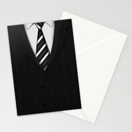 Exclusive Suits Stationery Cards