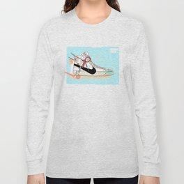 Off-White Blazer Long Sleeve T-shirt