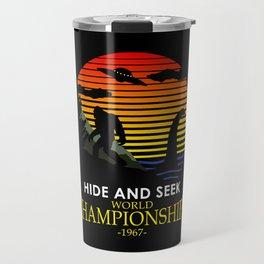 Hide And Seek World Championships 1967 Travel Mug