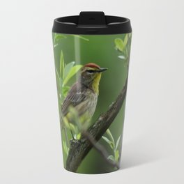 Palm Warbler Travel Mug