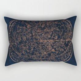 Constellations of the Northern Hemisphere Rectangular Pillow