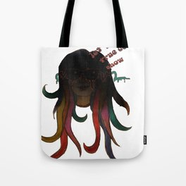 The Real You. Tote Bag