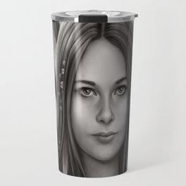 A Jackdaw's Friend Travel Mug